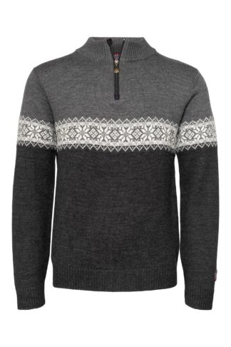 Arctic Circle Odin unisex wool sweater charcoal - Mall of Norway - Norwegian Brands - Men / Wool sweaters