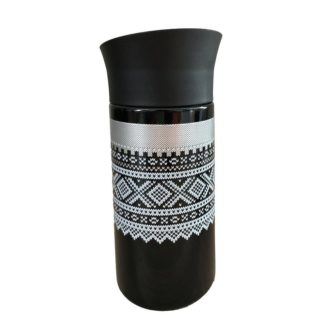 Thermo cup Marius black - Mall of Norway - Norwegian Brands - Accessories / Travel