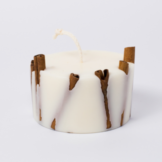 Candle cinnamon - Mall of Norway - Norwegian Brands - Home decor / Candles