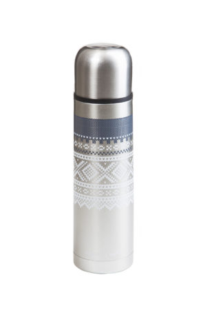 Thermos Marius silver - Mall of Norway - Norwegian Brands - Accessories / Travel