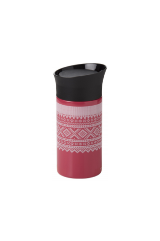 Thermo cup Marius raspberry - Mall of Norway - Norwegian Brands - Accessories / Travel