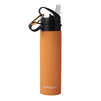 Silicone drinking bottle - Mall of Norway - Norwegian Brands - Accessories / Travel
