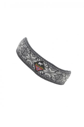 Norlender knitwear wool headband with snowflakes assorted colors - Mall of Norway - Norwegian Brands - Accessories / Headbands