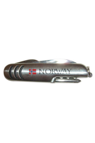 Pocket knife with flag motif - Mall of Norway - Norwegian Brands - Accessories / Multitools