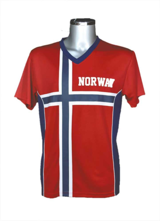 Support Norway t-shirt - Mall of Norway - Norwegian Brands - Men / T Shirts