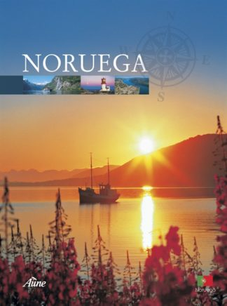 Book Norway portuguese - Mall of Norway - Norwegian Brands - Home decor / Books