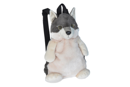 Backpack wolf - Mall of Norway - Norwegian Brands - Kids / Toys