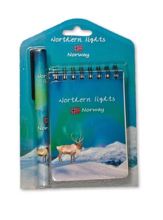 Set of pen and notebok - Mall of Norway - Norwegian Brands - Accessories / Stationery