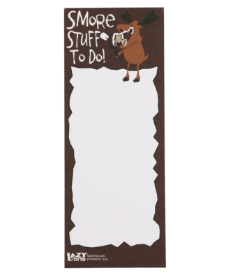 Magnetic notepad s'more stuff to do - Mall of Norway - Norwegian Brands - Accessories / Stationery